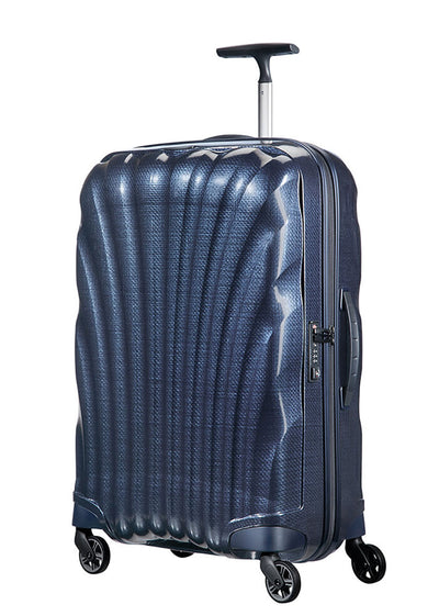 Samsonite Cosmolite Spinner 69cm Midnight Blue - London Luggage