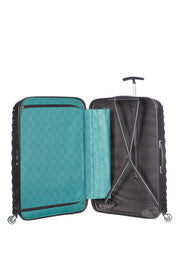 Samsonite Lite-Shock Spinner 75cm- Black - London Luggage