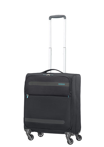 American Tourister Herolite Super-Light Wide-Body Cabin Spinner - London Luggage