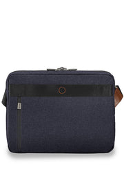 Briggs & Riley Kinzie Street 2.0 Micro Messenger Navy - London Luggage