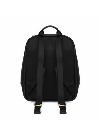 "Knomo Mayfair Luxe Mini Mount 10"" Small Leather Backpack - London Luggage"