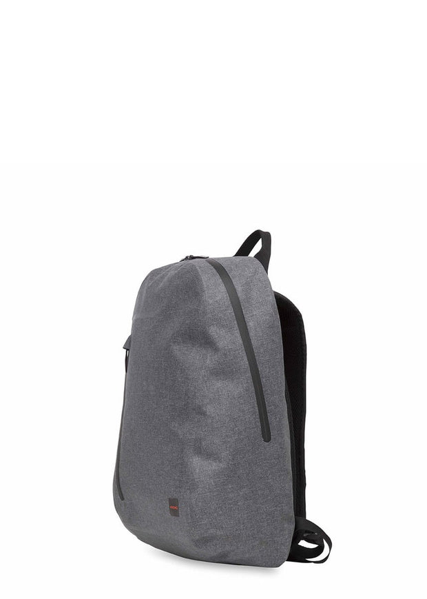 "Knomo Thames Harpsden 14"" Laptop Backpack Grey - London Luggage"