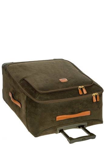 Brics Life 82cm 4 Wheel Thermoform Trolley - London Luggage