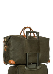 Brics Life Holdall Medium Clipper - London Luggage