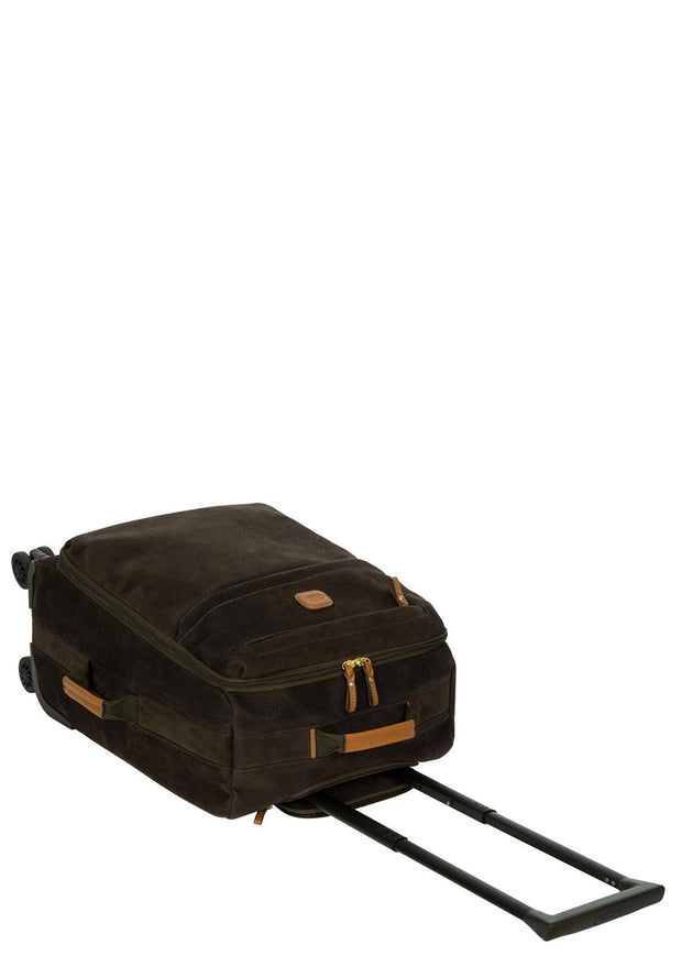 Brics Life 55cm 4-Wheel Lightweight Cabin - London Luggage