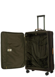 Brics Life Large soft-case trolley - London Luggage