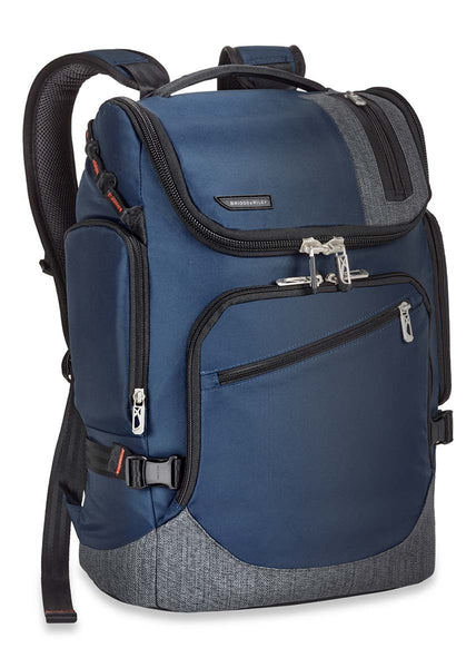 Briggs & Riley BRX Excursion Backpack - London Luggage