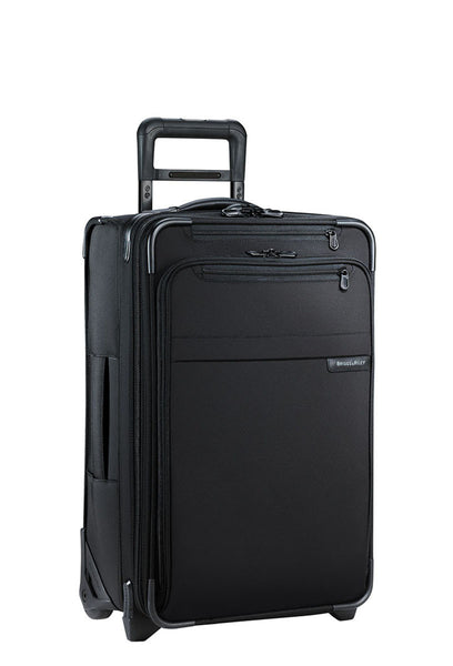 Briggs & Riley Baseline Commuter Expandable Upright | Complimentary gift package worth £90 + 10% Off! - Code 'autumnwinter10' - London Luggage