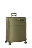 Briggs & Riley Baseline Extra Large Expandable Spinner + Free B&R Toiletry kit! - London Luggage