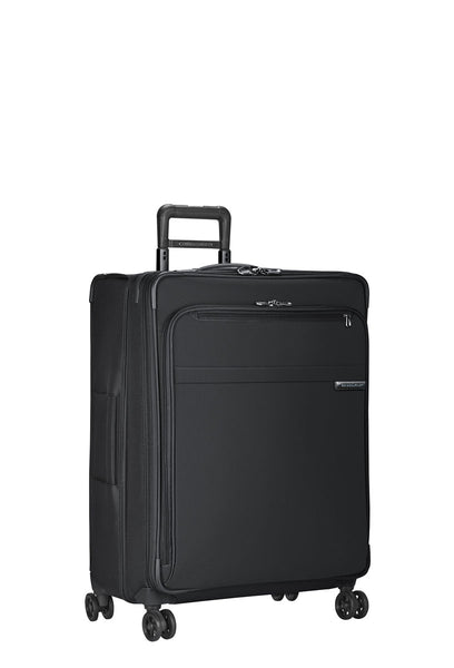 Briggs & Riley Baseline Large Expandable Spinner + Free B&R Toiletry kit! - London Luggage