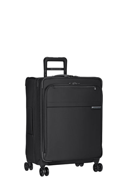 Briggs & Riley Baseline Medium Expandable Spinner + Free B&R Toiletry kit! - London Luggage