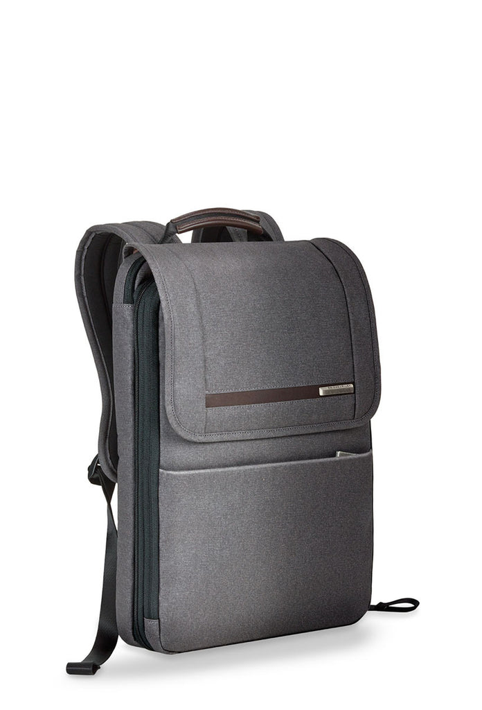 Briggs & Riley Kinzie Street Flapover Expandable Backpack - London Luggage