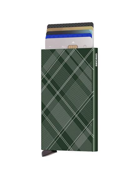Secrid Cardprotector Tartan - London Luggage