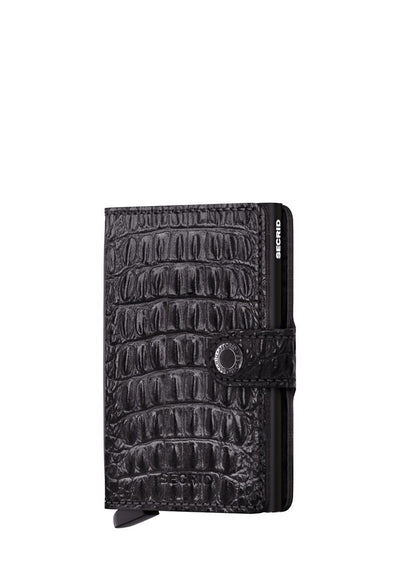 Secrid Miniwallet Nile Black - London Luggage