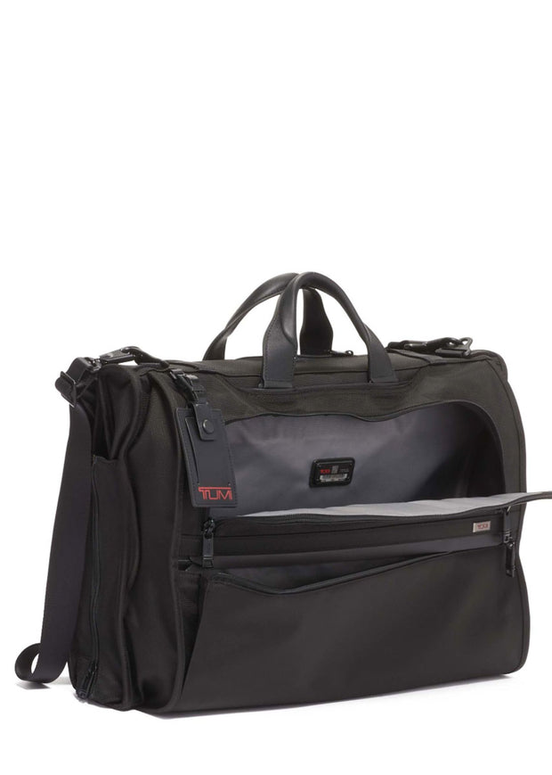 Tumi Alpha 3 Garment Bag Tri-Fold Carry-On - London Luggage