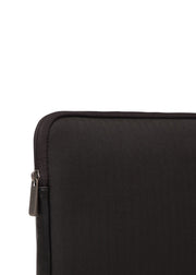 "Knomo Holborn Herringbone Laptop Sleeve 14"" - London Luggage"