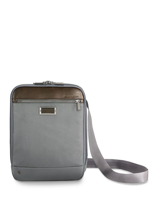 Briggs & Riley @Work Expandable Crossbody - London Luggage