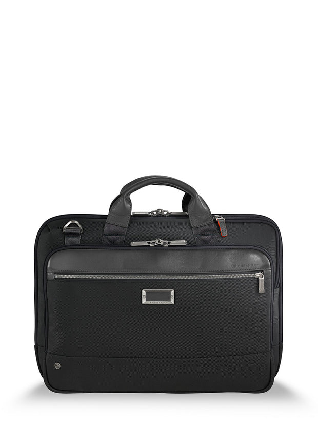 Briggs & Riley @Work Slim Brief - London Luggage