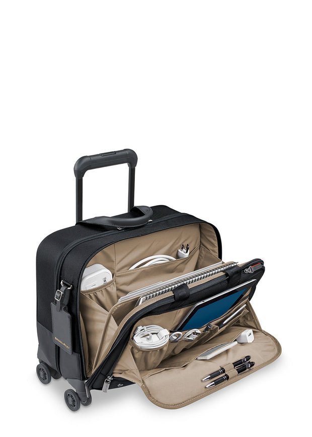 Briggs & Riley @Work Medium Spinner Brief - London Luggage