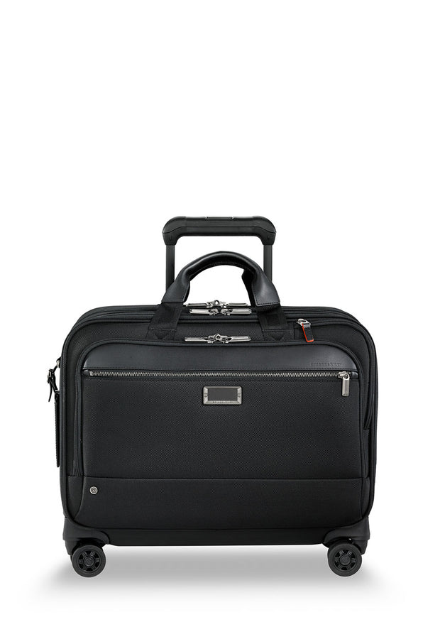Briggs & Riley @Work Large Spinner Brief - London Luggage