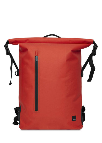 "Thames Cromwell 15"" Roll Top Backpack Flash Orange"