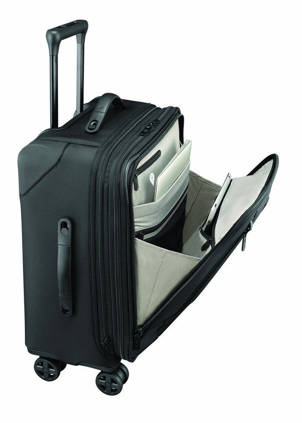Victorinox Lexicon 2.0 56cm Dual-Caster Wide-Body Carry-on Spinner - London Luggage