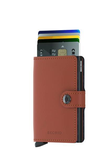 Secrid Miniwallet Matte - London Luggage