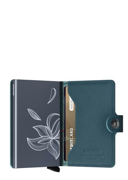 Secrid Miniwallet Stitch Magnolia - London Luggage