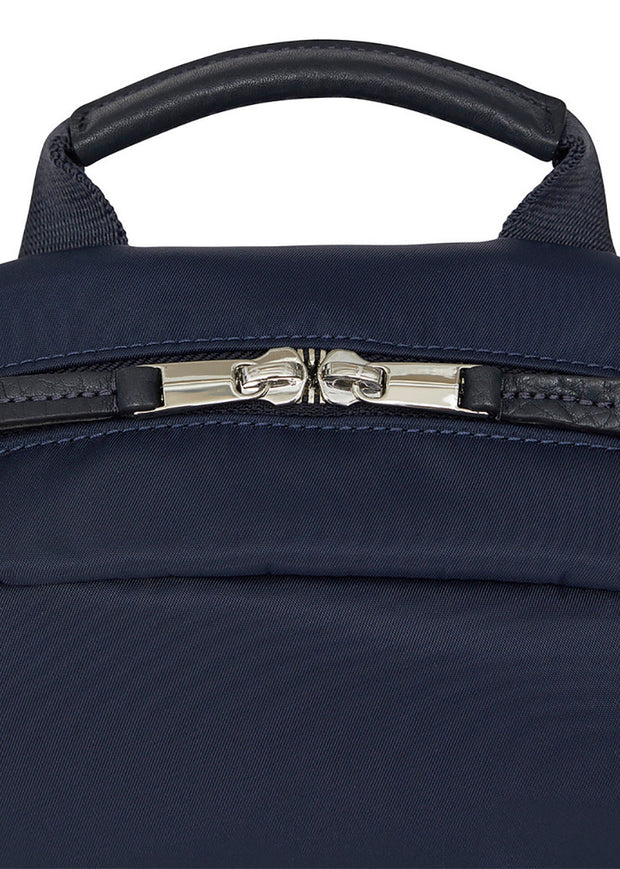 "Knomo Mayfair Beauchamp 14"" Backpack Navy - London Luggage"