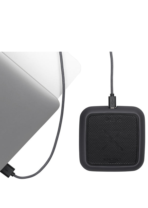 London Luggage KNOMO X ZENS Power Pad Solo Wireless Charger - London Luggage