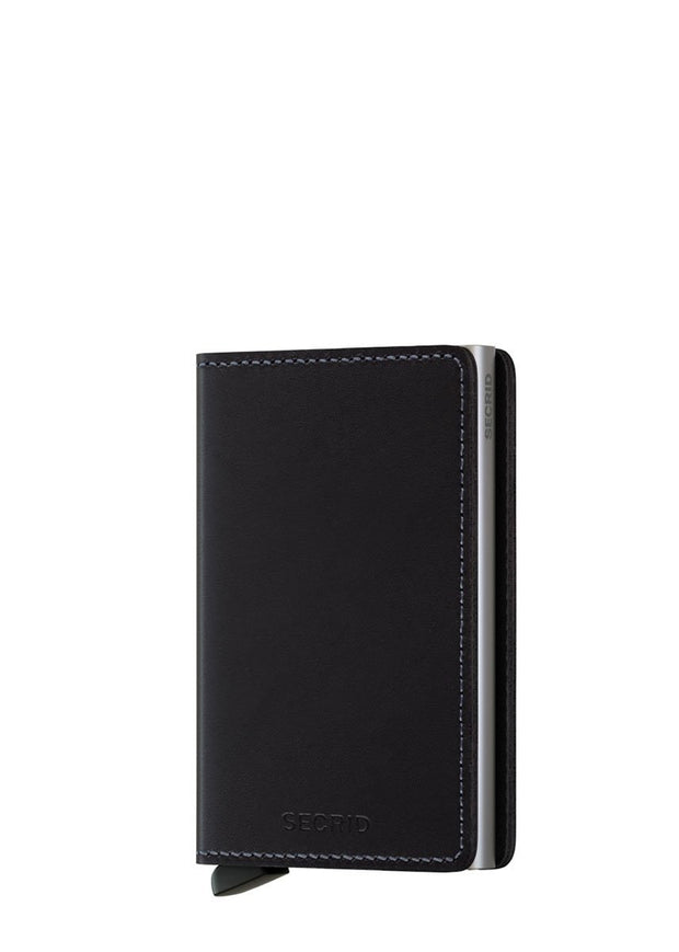Secrid Slimwallet Original Black - London Luggage