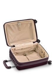 Sympatico International Carry-On Expandable Spinner - Plum