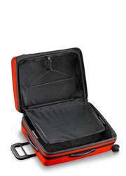 Briggs & Riley Sympatico Large Expandable Spinner - Fire - London Luggage