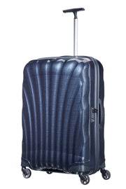 Samsonite Cosmolite Spinner 81cm - Midnight Blue - London Luggage