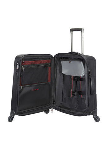 Samsonite Pro-DLX4 Expandable Cabin Spinner - London Luggage