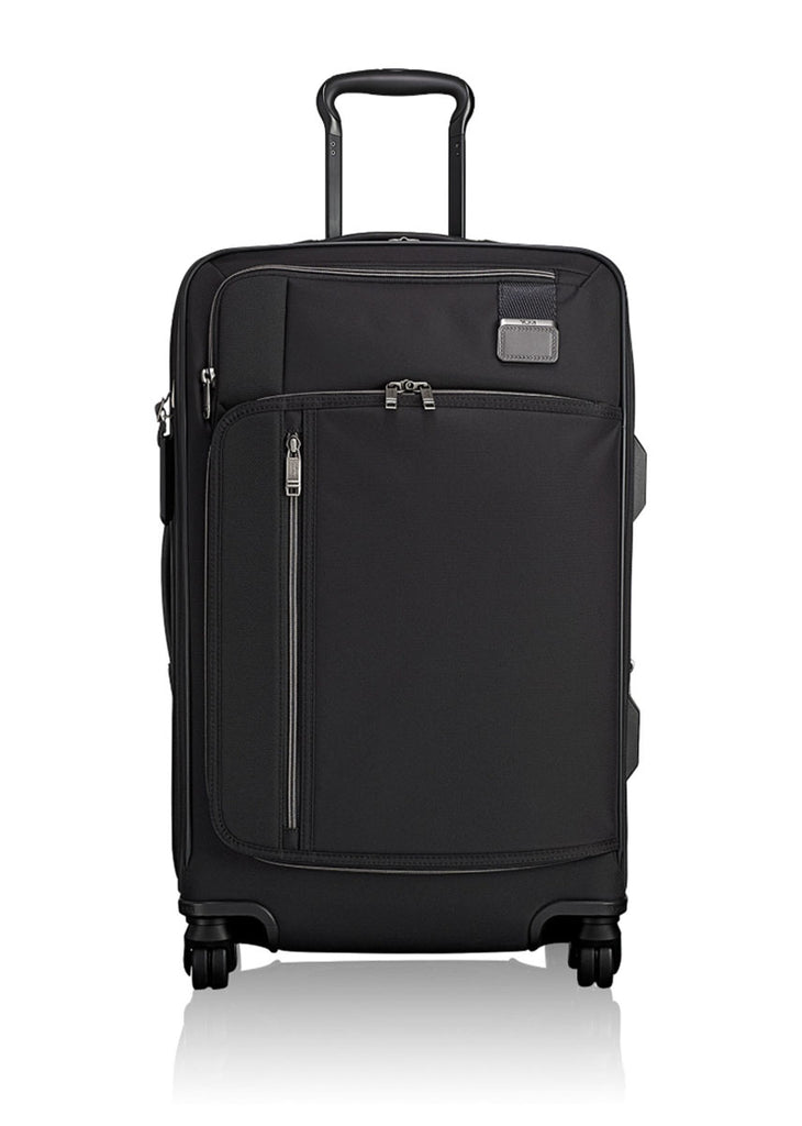 Tumi Merge Short Trip Expandable Packing Case | Complimentary gift package worth £85 + 10% discount voucher - London Luggage