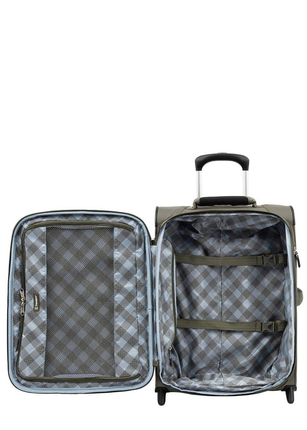 "Travelpro Maxlite 5 20"" (55cm) International Expandable Rollaboard - London Luggage"