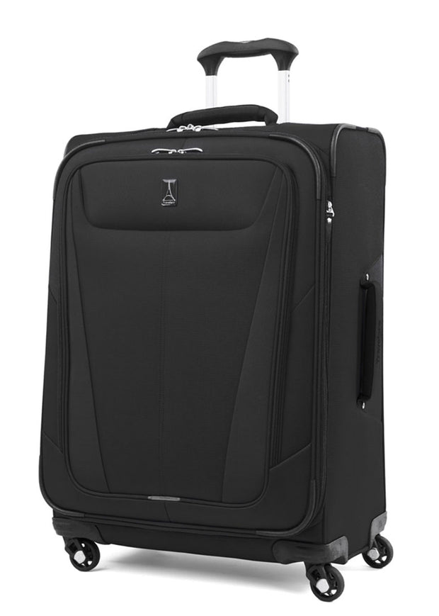"Travelpro Maxlite 5 25"" (69cm) Exp.Spinner - Black - London Luggage"