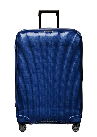 C-Lite Spinner (4 wheels) 75cm Deep Blue