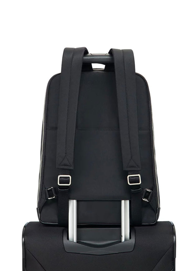 "Zalia Laptop Backpack 14"" Black"