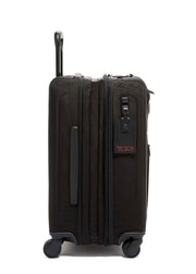 Tumi Alpha 3 International Dual Access 4 Wheeled Carry-On - London Luggage