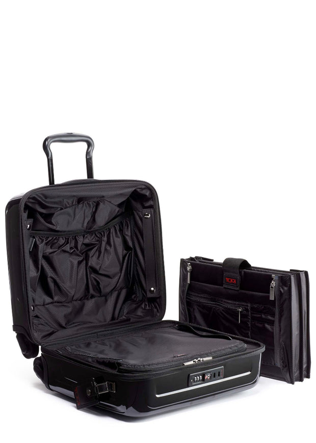 Tumi Tumi V4 Compact 4 Wheeled Brief - London Luggage