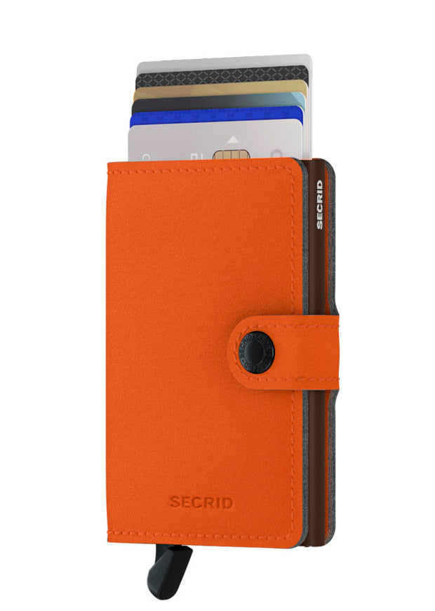 Secrid Miniwallet Yard Non-Leather - London Luggage
