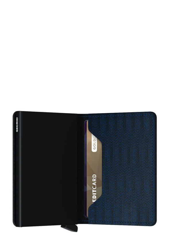 Secrid Slimwallet Dash Navy - London Luggage