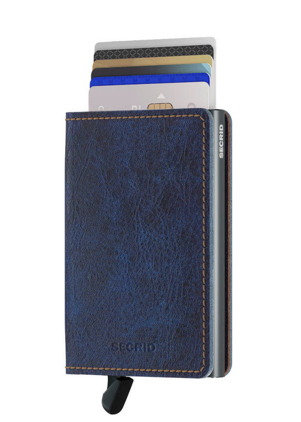 Secrid Slimwallet Indigo - London Luggage