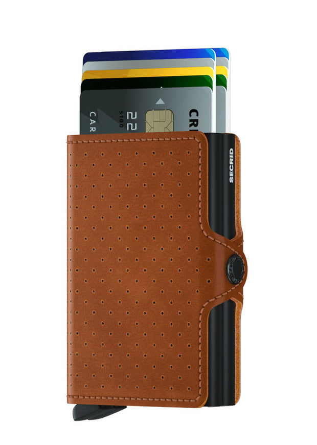 Twinwallet Perforated