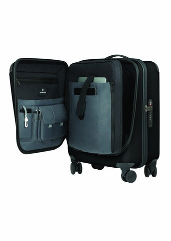 Victorinox Spectra 2.0 55cm Dual-Access Extra-Capacity Carry-On Spinner - London Luggage