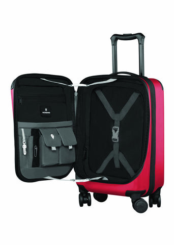 Victorinox Spectra 2.0 55cm Expandable Compact Global Carry-On Spinner - London Luggage