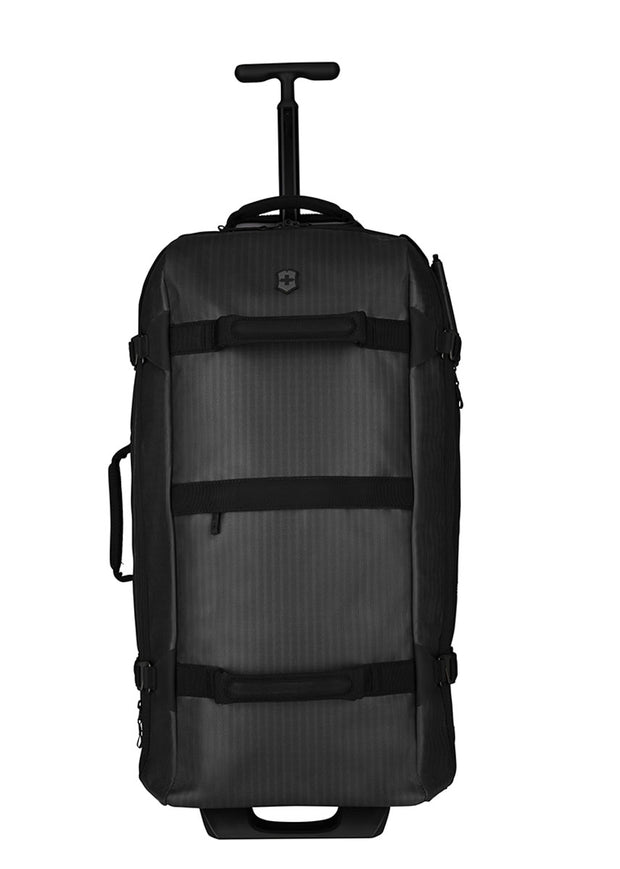 Victorinox Vx Touring Expandable Large Duffel Black coated - London Luggage