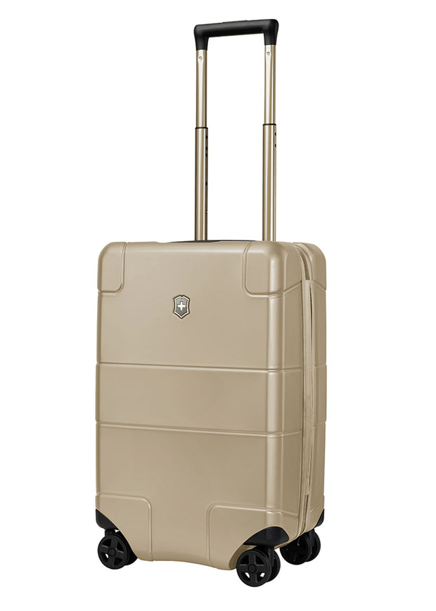 Victorinox Lexicon Hardside Frequent Flyer Carry-On Champagne Gold - London Luggage